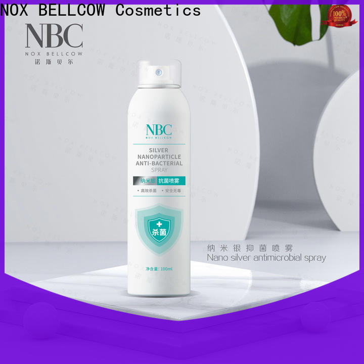 NOX BELLCOW Latest Nano silver series Supply for skincare