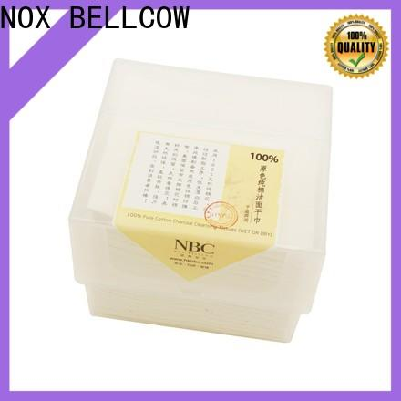 NOX BELLCOW pure dry wet tissue supplier for travel