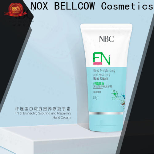 NOX BELLCOW Custom Hand cream manufacturers for women
