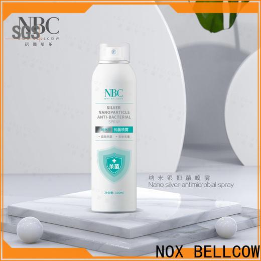 Custom Nano silver wipes manufacturers for skincare