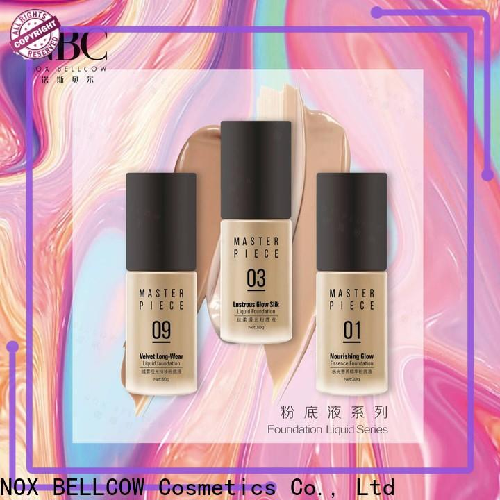 High-quality best liquid foundation for oily skin factory for skincare
