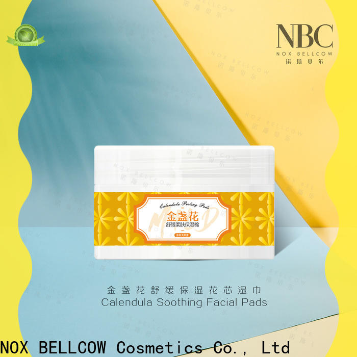 NOX BELLCOW Skin care wipes factory for skincare