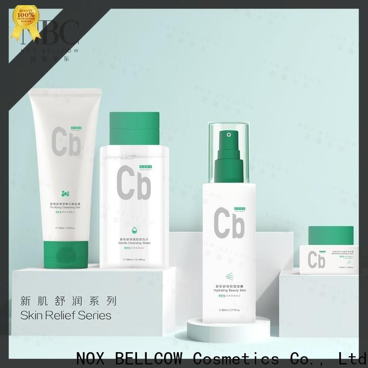 NOX BELLCOW Latest goop clean beauty manufacturers for skincare