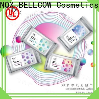 Wholesale Make-up remover wipes company for skincare