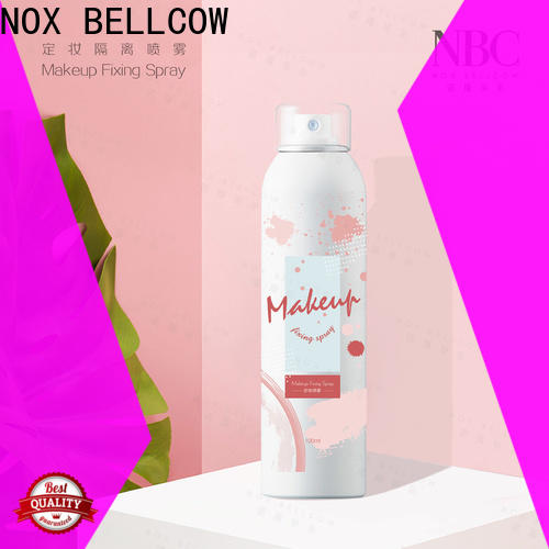 NOX BELLCOW Wholesale makeup setting spray for business for skincare
