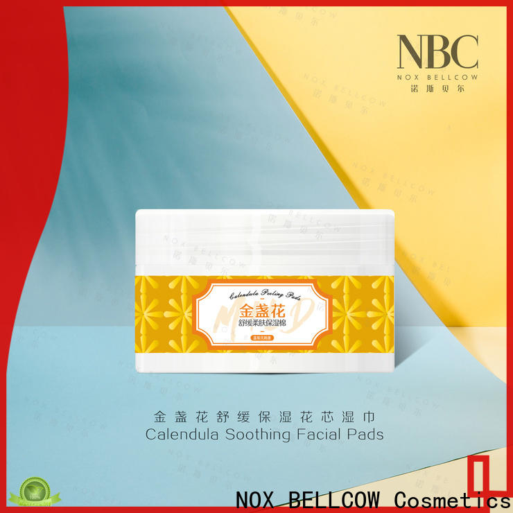 NOX BELLCOW Wholesale Skin care wipes for business for women