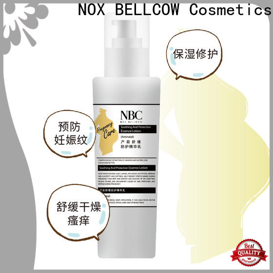 NOX BELLCOW prenatal best baby skin care products factory for baby