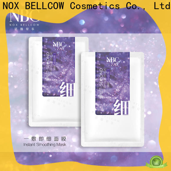 NOX BELLCOW face mask for skin Suppliers for skincare