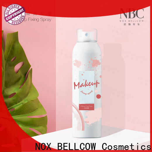 NOX BELLCOW Wholesale Makeup Fixing Spray manufacturers for ladies