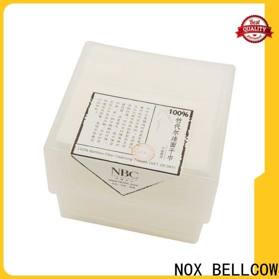 natural cotton dry wet tissue fiber supplier for outdoor