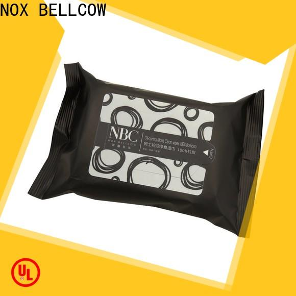 cooling best facial cleansing wipes cleaning factory for women
