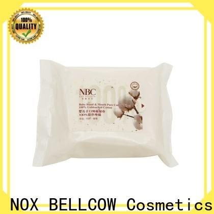 NOX BELLCOW baby natural baby wipes manufacturer for skincare