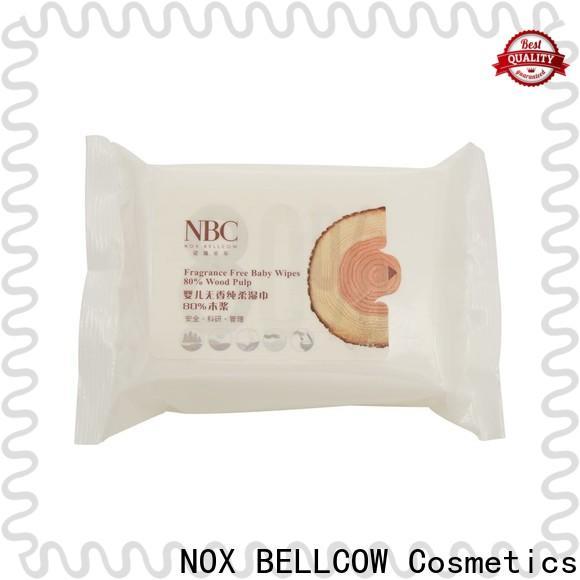 NOX BELLCOW wet antibacterial baby wipes supplier