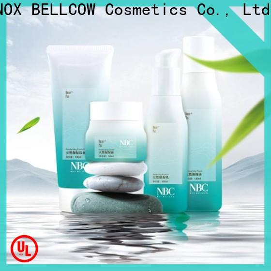 NOX BELLCOW beauty custom skin care routine wholesale for man