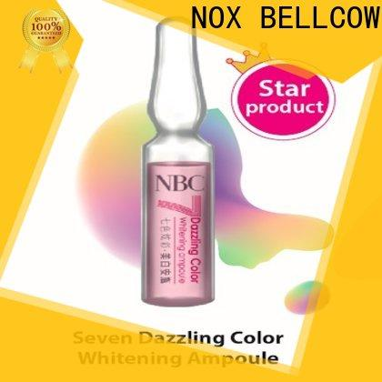 NOX BELLCOW series cosmeceutical skin care manufacturer for women