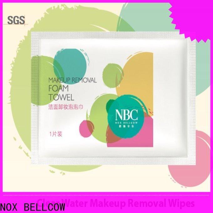 NOX BELLCOW clear wet tissue supplier for women