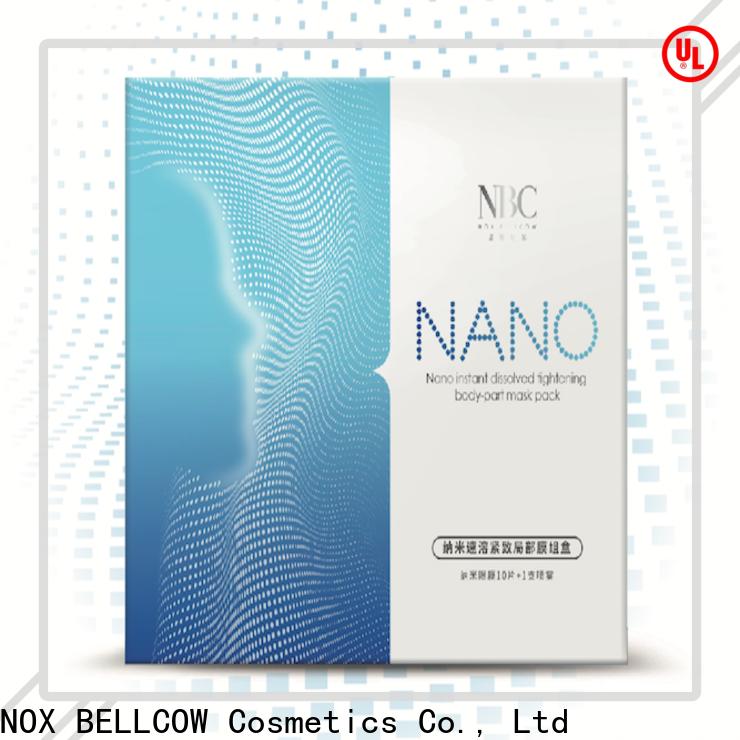 NOX BELLCOW volcanic sheet face mask supplier for women
