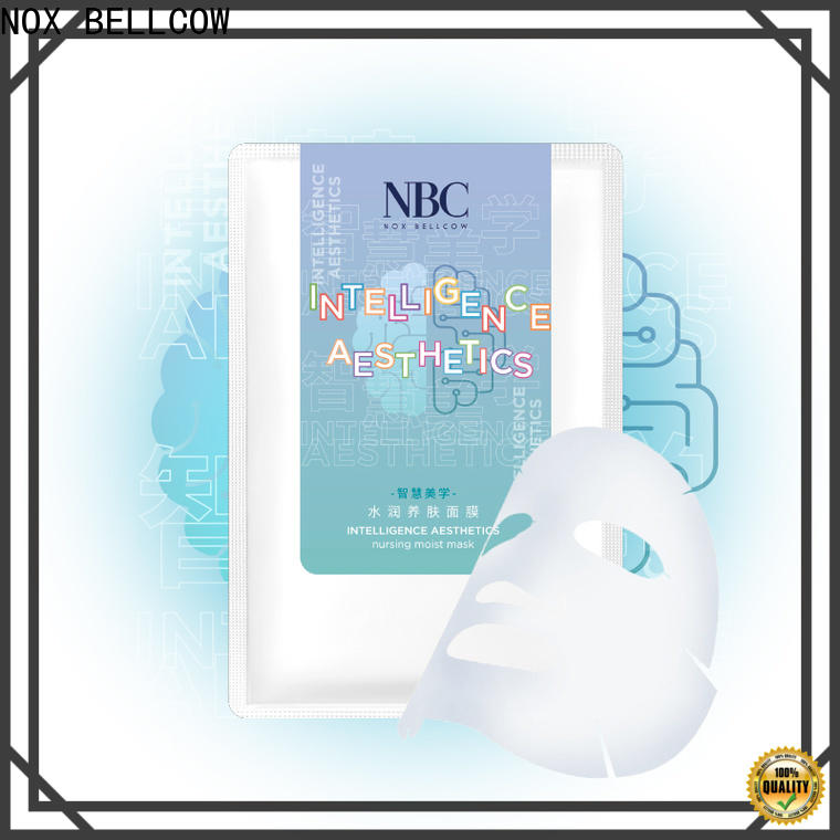 NOX BELLCOW vline natural face masks manufacturer for man