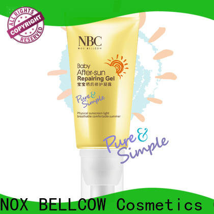 NOX BELLCOW shampoo best baby skin care products for business