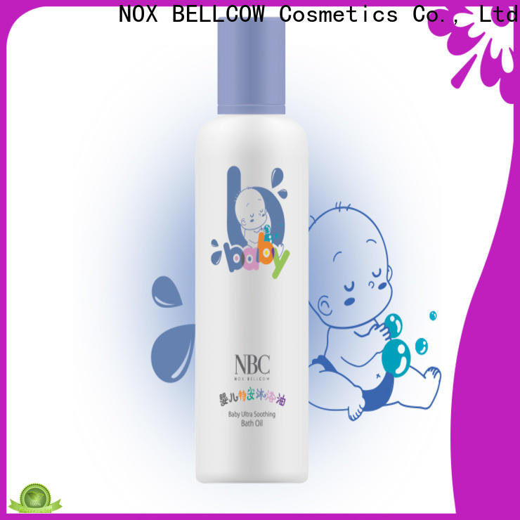 NOX BELLCOW Top best baby skin care products for business