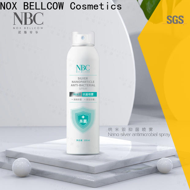 NOX BELLCOW Nano silver wipes company for ladies