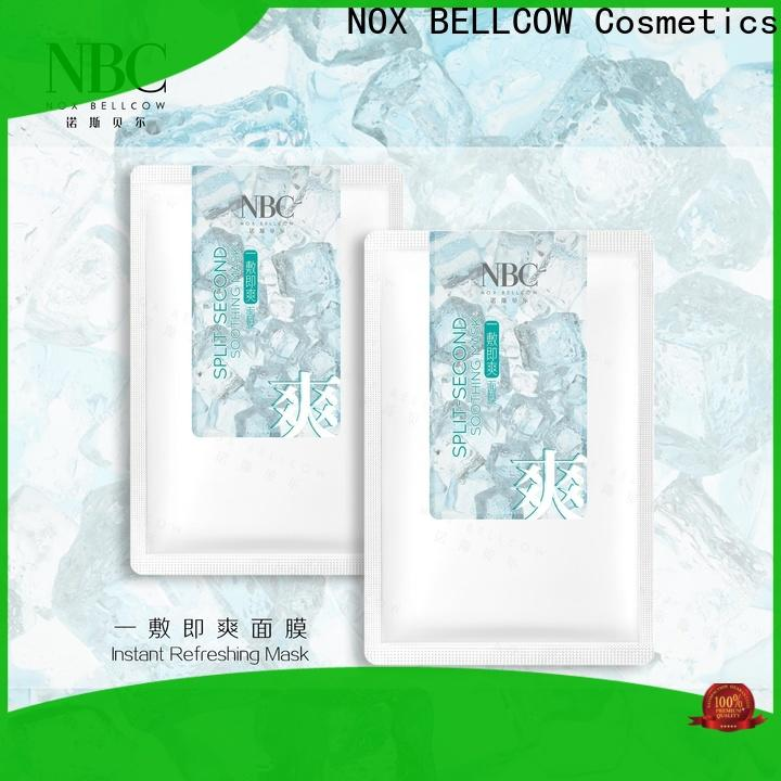 NOX BELLCOW where to buy face masks for skincare
