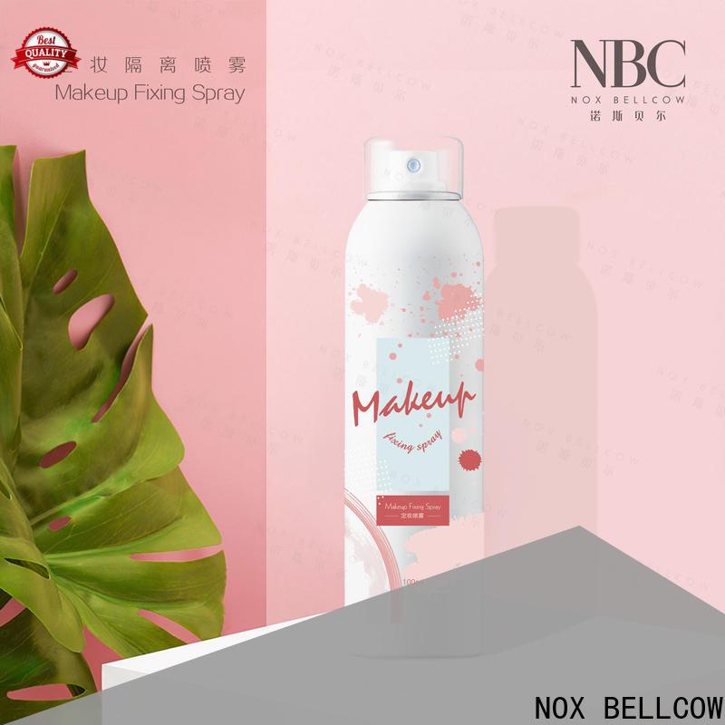 NOX BELLCOW Custom Makeup Fixing Spray for business for skincare