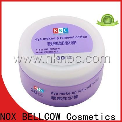 NOX BELLCOW wet makeup remover tissue factory for skincare