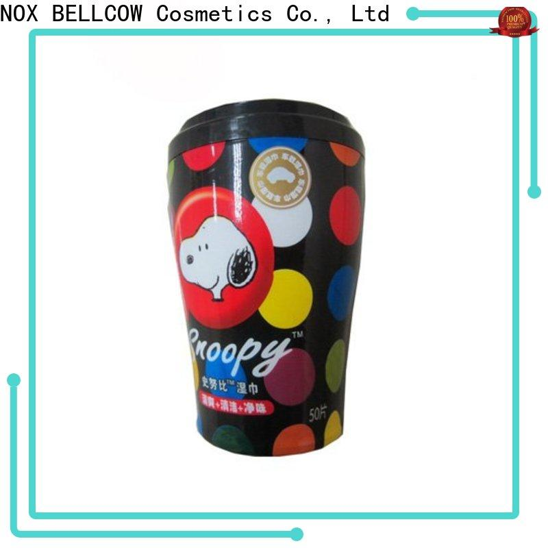 NOX BELLCOW refreshing best facial cleansing wipes manufacturer for skincare