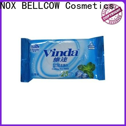 individual best facial cleansing wipes control factory for ladies