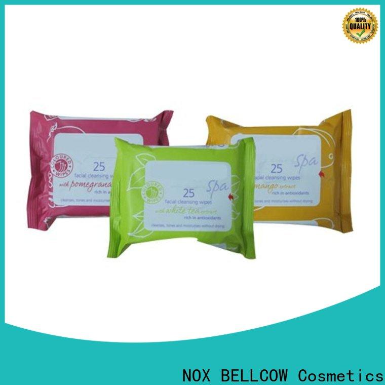 NOX BELLCOW individual oil cleansing wipes manufacturer for man