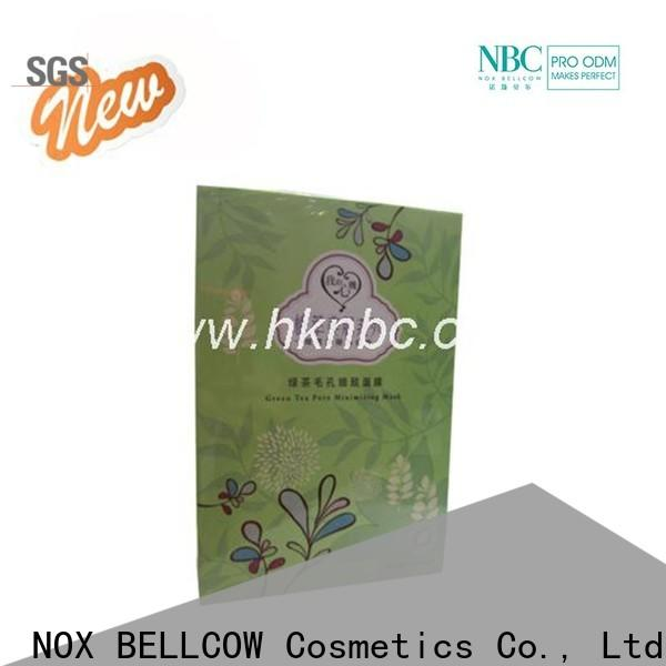 NOX BELLCOW delicate facial mask oem manufacturer for man