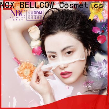 NOX BELLCOW nourishing facial face mask manufacturer for women