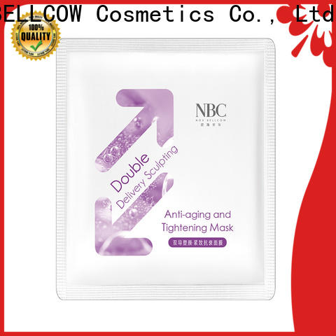 NOX BELLCOW idebenone facial mask skin care products manufacturer for women