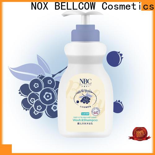 NOX BELLCOW Top baby skin care factory