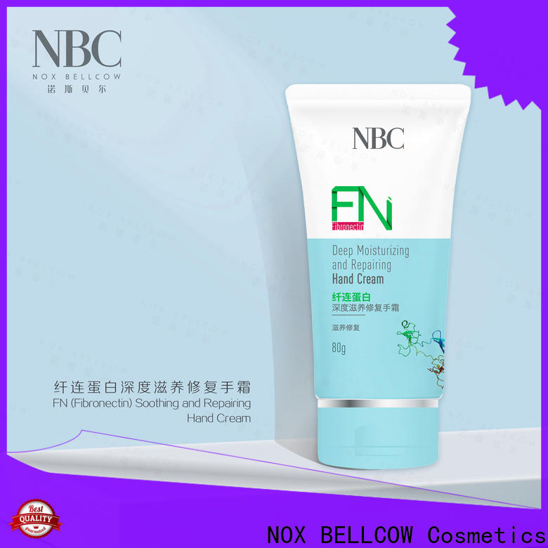 NOX BELLCOW Wholesale hand lotion company for women