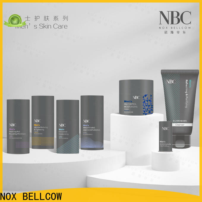 NOX BELLCOW skin care product for men company for skincare