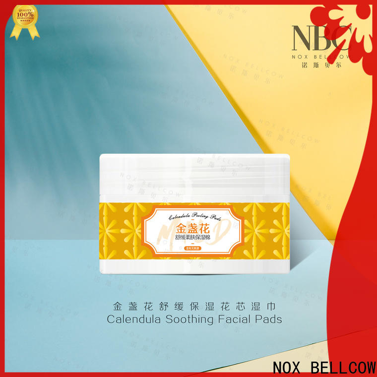 NOX BELLCOW New Skin care wipes company for skincare