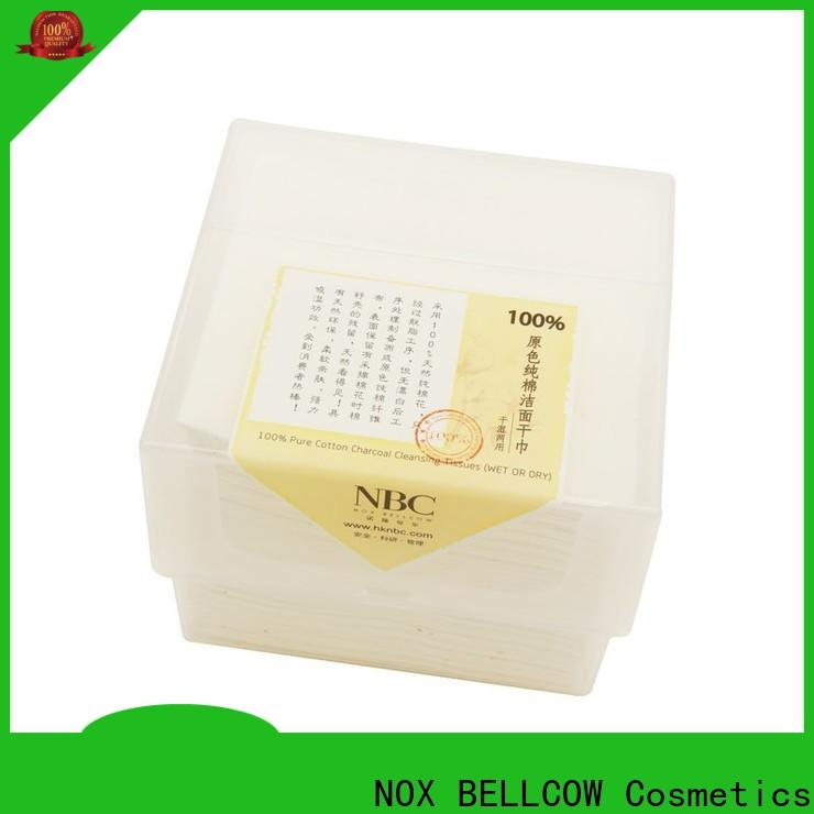 NOX BELLCOW pure sanitary wipes factory for travel