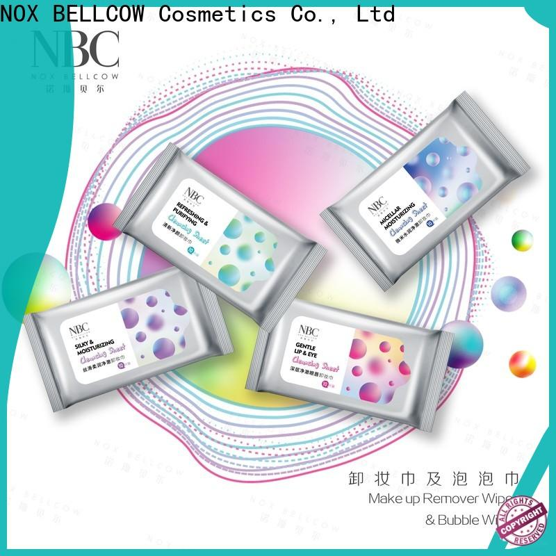 New best makeup remover wipes for business for ladies