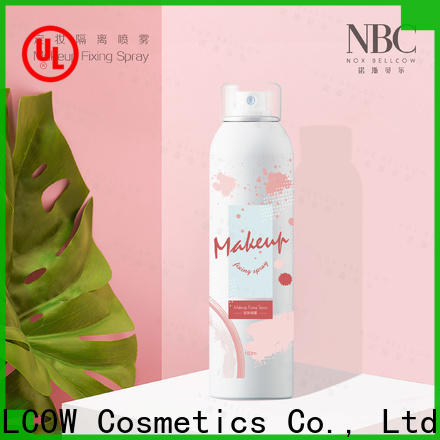High-quality makeup setting spray for business for women