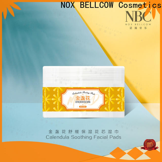 NOX BELLCOW Best Skin care wipes Suppliers for ladies