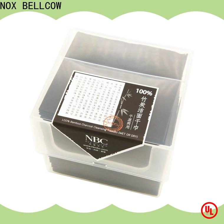 NOX BELLCOW dry wet tissue paper factory for outdoor