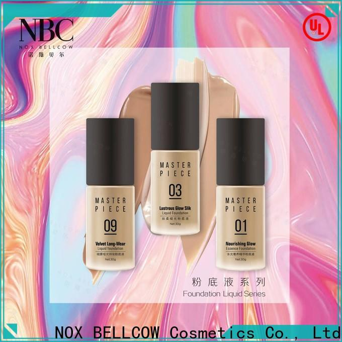 NOX BELLCOW Wholesale best liquid foundation for oily skin factory for ladies