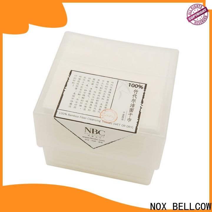 NOX BELLCOW or wet tissue paper factory for outdoor