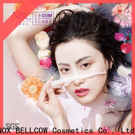 moisturizing facial mask oem solid wholesale for beauty salon