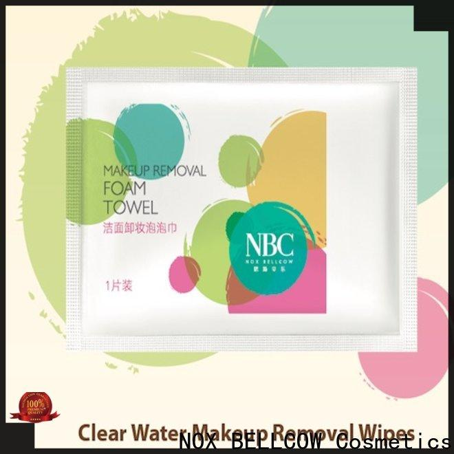 NOX BELLCOW safety wet tissue manufacturer for skincare