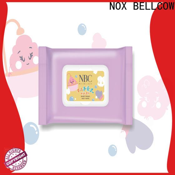 NOX BELLCOW safety wet tissue manufacturer for women