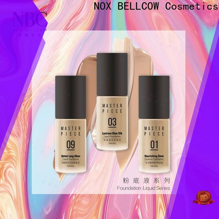 NOX BELLCOW best liquid foundation for oily skin factory for women