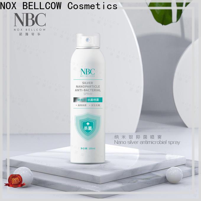 Custom Nano silver wipes factory for skincare